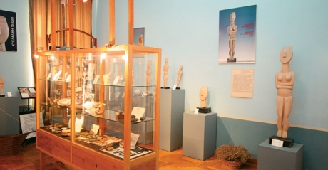 MUSEUM OF CYCLADIC ART REPLICAS