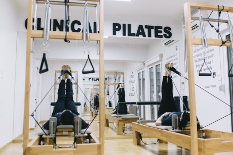 Clinical Pilates: Μένουμε σπίτι και  συνεχίζουμε να ασκούμαστε